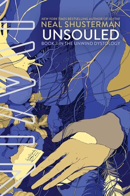 Book UnSouled by Neal Shusterman