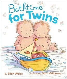 Book Bathtime for Twins by Ellen Weiss