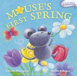 Book Mouse's First Spring by Lauren Thompson