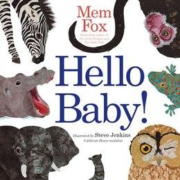 Book Hello Baby! by Mem Fox