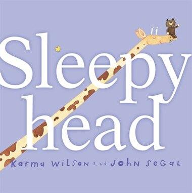 Sleepyhead by Karma Wilson