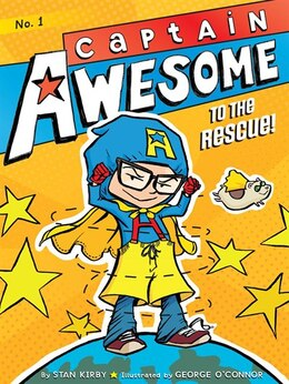 Book Captain Awesome to the Rescue! by Stan Kirby