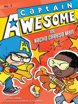 Book Captain Awesome vs. Nacho Cheese Man by Stan Kirby