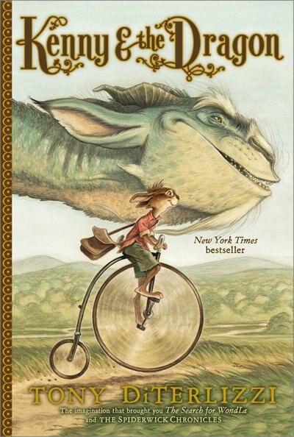 Kenny & the Dragon by Tony Diterlizzi
