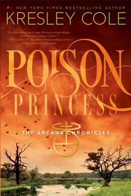 Book Poison Princess by Kresley Cole