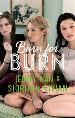 Book Burn for Burn by Jenny Han