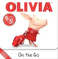 OLIVIA On the Go: Dinner with OLIVIA; OLIVIA and the Babies; OLIVIA and the School Carnival; OLIVIA…
