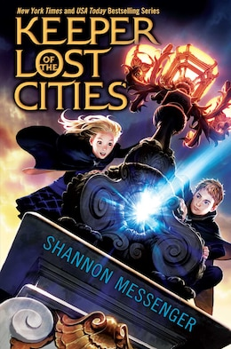 Book Keeper of the Lost Cities by Shannon Messenger