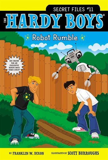 Robot Rumble by Franklin W. Dixon