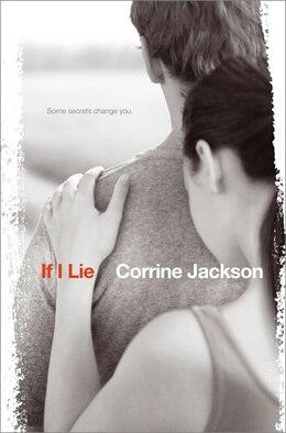 Book If I Lie by Corrine Jackson