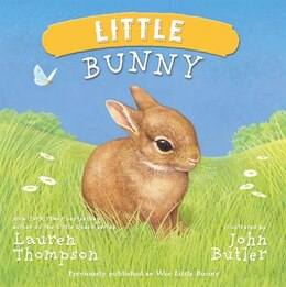 Book Little Bunny by Lauren Thompson