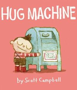 Book Hug Machine by Scott Campbell