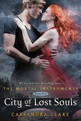Book City of Lost Souls by Cassandra Clare