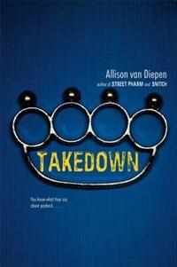 Book Takedown by Diepen Allison Van
