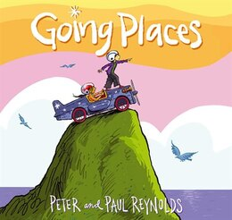 Book Going Places by Paul A. Reynolds