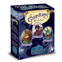 Book The Guardians: Nicholas St. North and the Battle of the Nightmare King; E. Aster Bunnymund and the… by William Joyce