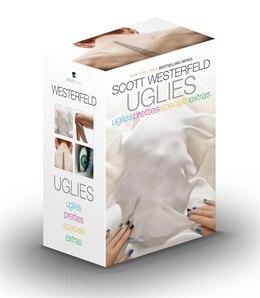 Book Uglies: Uglies; Pretties; Specials; Extras by Scott Westerfeld
