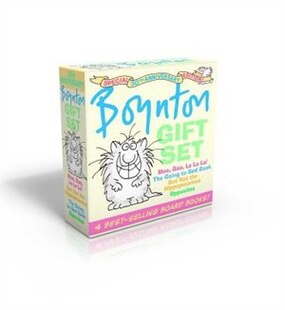 Boynton Gift Set: Special 30th Anniversary Edition!/The Going to Bed Book; Moo, Baa, La La La!; Opposites; But Not th