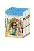 Goddess Girls Books #1-4 (Charm Bracelet Inside!): Athena the Brain; Persephone the Phony…