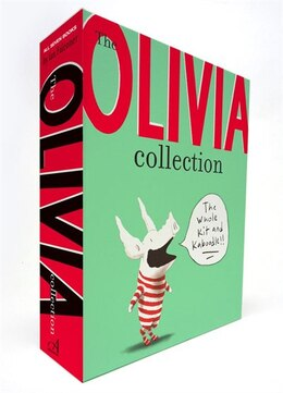 Book The Olivia Collection: Olivia; Olivia Saves the Circus; Olivia...and the Missing Toy; Olivia Forms… by Ian Falconer