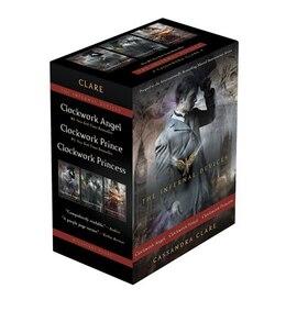 Book The Infernal Devices: Clockwork Angel; Clockwork Prince; Clockwork Princess by Cassandra Clare
