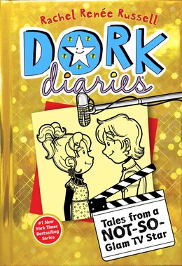 Book Dork Diaries 7: Tales from a Not-So-Glam TV Star by Rachel Renée Russell