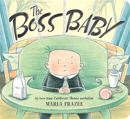 Book The Boss Baby by Marla Frazee