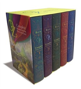 Book Oz, the Complete Hardcover Collection: Oz, the Complete Collection, Volume 1; Oz, the Complete… by L. Frank Baum