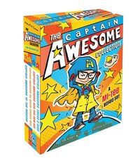 The Captain Awesome Collection: A MI-TEE Boxed Set: Captain Awesome to the Rescue!; Captain Awesome…