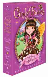A Candy Fairies Sweet Collection: Chocolate Dreams; Rainbow Swirl; Caramel Moon; Cool Mint by Helen Perelman