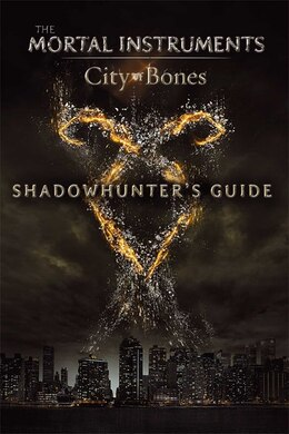 Book Shadowhunter's Guide: City of Bones by Mimi O'Connor