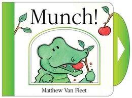 Book Munch!: Mini Board Book by Matthew Van Fleet