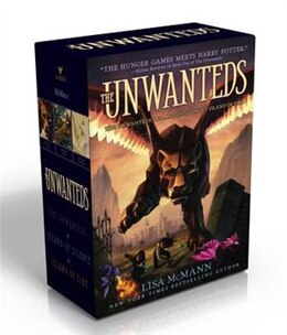 Book The Unwanteds: The Unwanteds; Island of Silence; Island of Fire by Lisa McMann