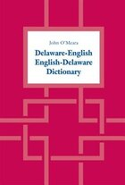Delaware-English / English-Delaware Dictionary