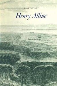 Henry Alline: 1748-1784