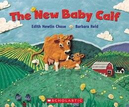 Book The New Baby Calf by Barbara Reid