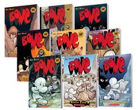 Bone Collection (Books 1-9): Books 1-9