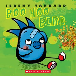 Book Boo Hoo Bird by Jeremy Tankard
