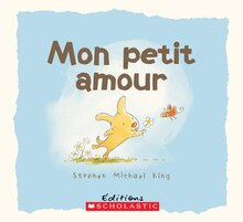 Book Mon petit amour by Stephen Michael King
