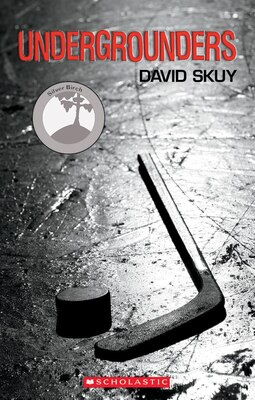 Book Undergrounders by David Skuy