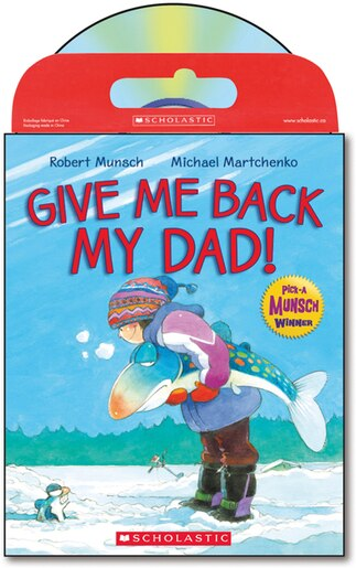 Tell Me a Story: Give Me Back My Dad: Book and CD