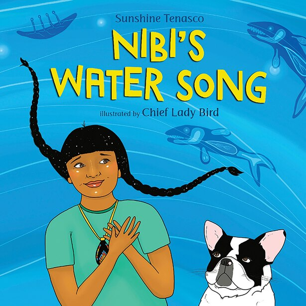Nibi's Water Song by Sunshine Tenasco