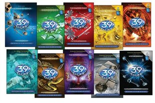 39 Clues Complete Collection (Books 1-10)