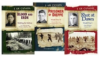 I Am Canada Collection: (Books 1-3)