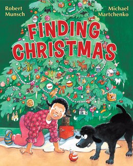 Book Finding Christmas by Robert Munsch