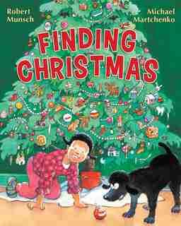 Finding Christmas by Robert Munsch