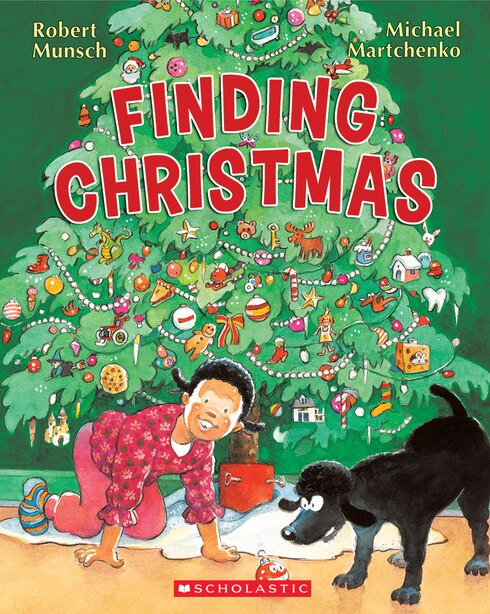 Finding Christmas by Robert Munsch