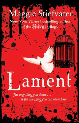 Book Lament by Maggie Stiefvater