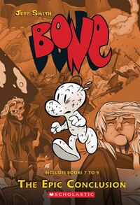 Bone: The Epic Conclusion (Books 7-9)
