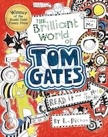 Tom Gates #1: The Brilliant World of Tom Gates